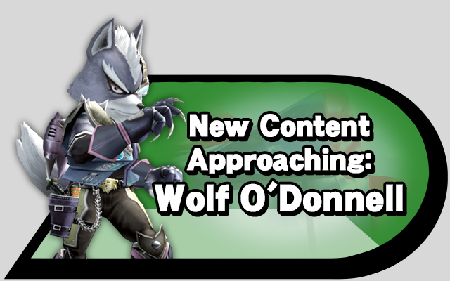 New Content Approaching: Wolf O'Donnell