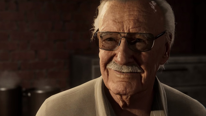 The History of Stan Lee's Video-Game Cameos
