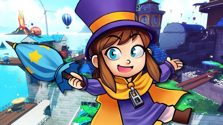 Dream Smasher: Hat Kid (Guest Article) – Source Gaming